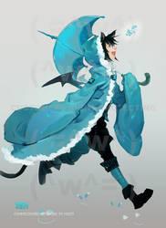 Commission - Katsumi by u-ness
