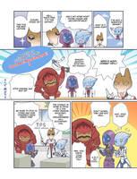 Teach Me! Mordin-Sensei! 9 by Namz89