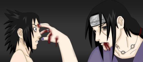Naruto Ch 393 SPOILER:: Uchiha by wammyhousereject