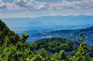 Appalachian Mountains by CarlMillerPhotos