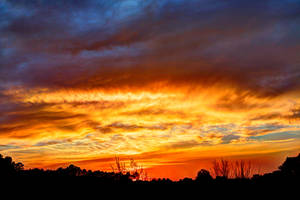 Sunset 160414 by CarlMillerPhotos