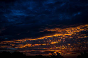 Sunset 160829 by CarlMillerPhotos
