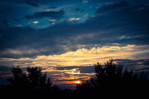 Sunset 180727 by CarlMillerPhotos
