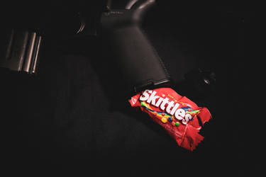 Where Do You Hide Your Skittles? by CarlMillerPhotos
