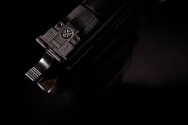 Millett Sight On A Browning Hi Power by CarlMillerPhotos