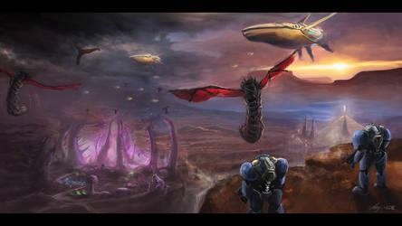 StarCraft: The Encounter by FeroxX-Gosu