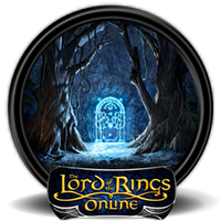 Lord of the Rings Online icon by YuriKenobi