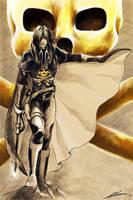 Captain Harlock by CoriS-FrosT