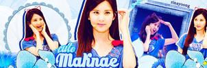 Cute maknae by rinayoong