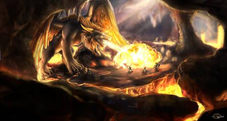 Cataclysm by Shalinka