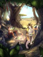 Call of the Spirits by Shalinka
