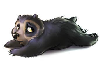 A fat cute thing. by Shalinka