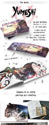 I'm making an ARTBOOK ! Yumeshi ! by Shalinka