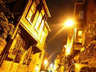 Arnavutkoy - istanbul - street by SIRTLAN130MARK