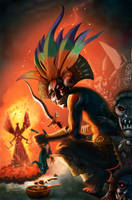 Cursing Death by SandsGonzaga