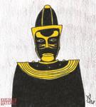 High Priest Of Horus by Kaejaris