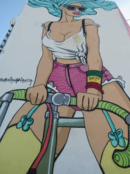 Girls On Bikes by SammyKouhai25