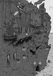 Cliffcity by Diamond-Skull