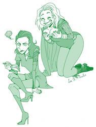 Look Loki, they've grown by Diamond-Skull