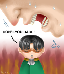 Don't.You.Dare! by Diamond-Skull