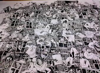 Map of my head by zinaart