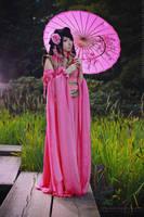 Zhao Li Fei III by TaisiaFlyagina