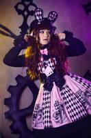 Alice Lolita. Time. by TaisiaFlyagina