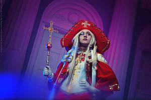 Caterina Sforza. Midnight2 by TaisiaFlyagina