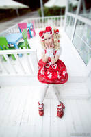 Sweet Lolita. by TaisiaFlyagina