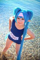 Klan Klang cosplay. Time for swim! by TaisiaFlyagina