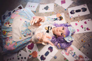 In Wonderland by TaisiaFlyagina