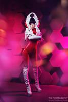 Fatima Concord cosplay by TaisiaFlyagina