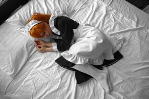 Asuka maid. Alternative home XII by TaisiaFlyagina
