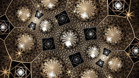Semi Sacred Geometry by BoxTail