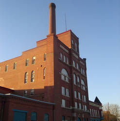 Dubuque Star Brewery by RoyalGryphon