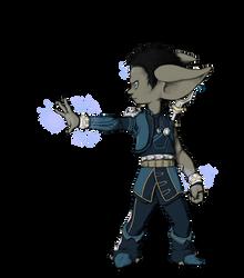 Asura Elementalist by BlueDecember89