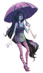 marceline the vampire queen by marika