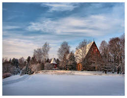 The Last Day of December by Pajunen