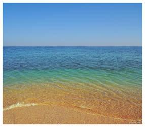 Relaxing beach by Pajunen