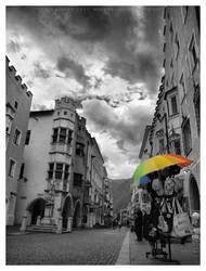 Vipiteno Streets by Pajunen