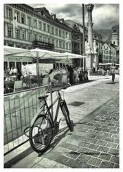 Innsbruck bike by Pajunen