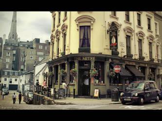 English Pub by Pajunen