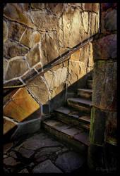 Stairway by Pajunen