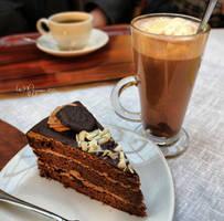 Coffee break by Pajunen