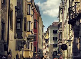Innsbruck by Pajunen