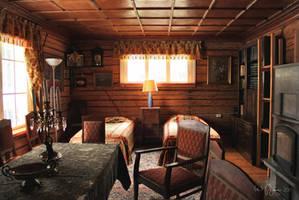 Pokrova house by Pajunen