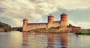 Medieval Castle by Pajunen