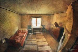 Bedroom by Pajunen