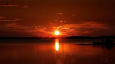 Sundown by Pajunen