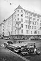 Vintage Car II by Pajunen